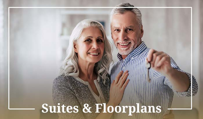 Suites & Floorplans